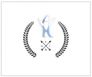 Logo Hipster Tiburón Arnold
