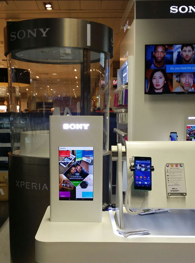 sony mobile arnoldmadrid