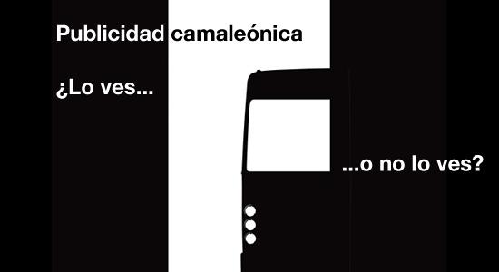 publicidad camaleónica