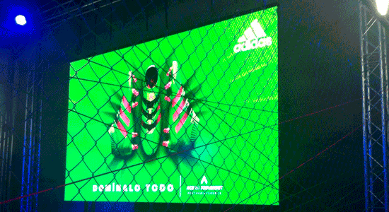 evento Adidas Arnold Madrid