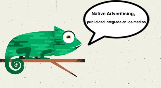publicidad nativa Arnold Madrid