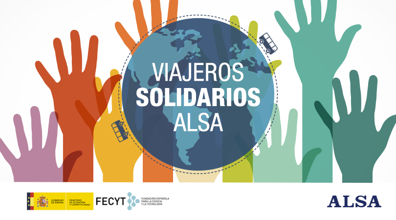 viajeros solidarios ALSA