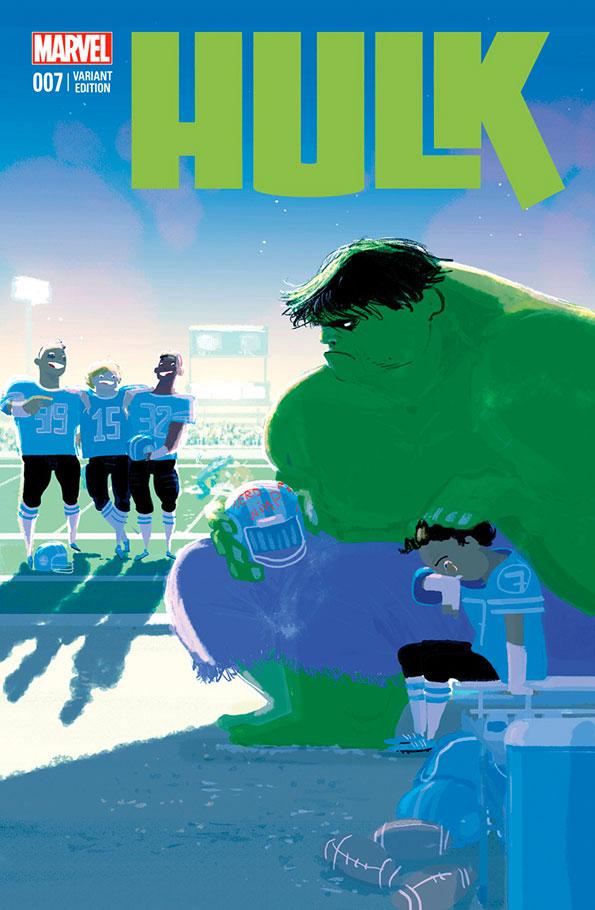 hulk bullying