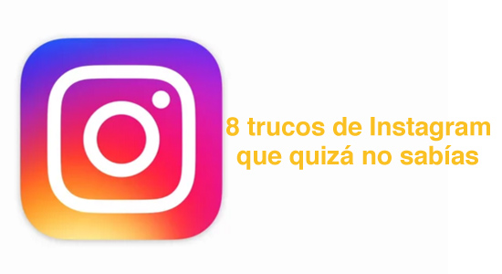 instagram logoy texto