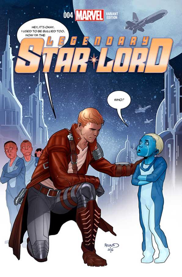star lord bullying