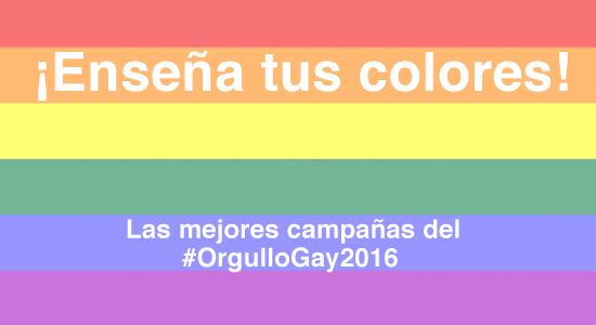 enseña tus colores orgullo gay 2016