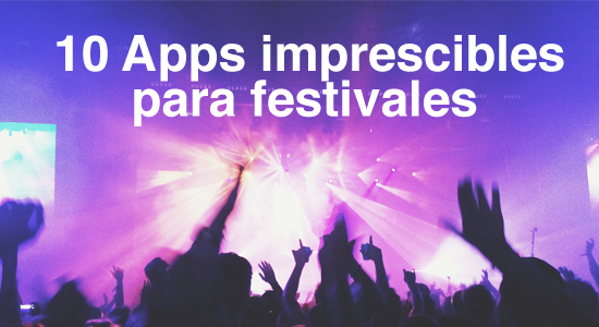 apps festivales arnold madrid