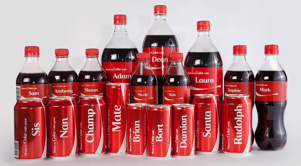 Coca-Cola Debranding