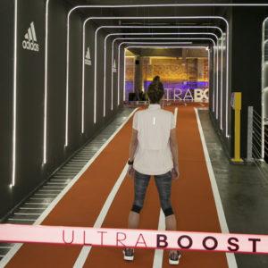 Presentación #UltraboostX adidas