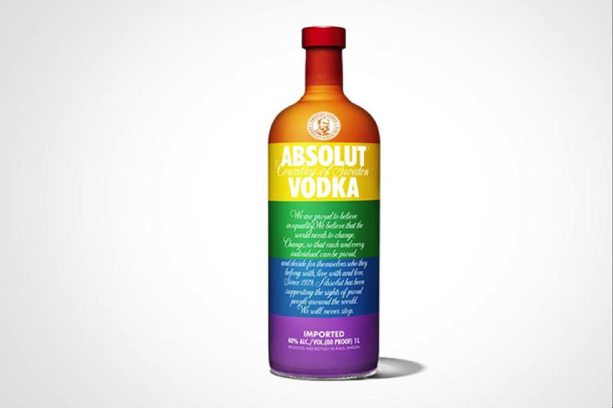 Absolut y el día del orgullo gay
