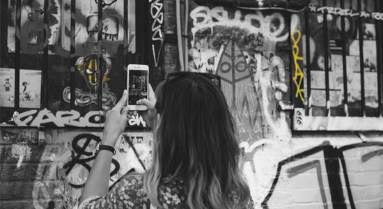 mujeres consumo móviles