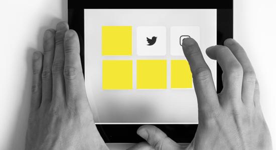 Crear en Twitter, publicar en Instagram